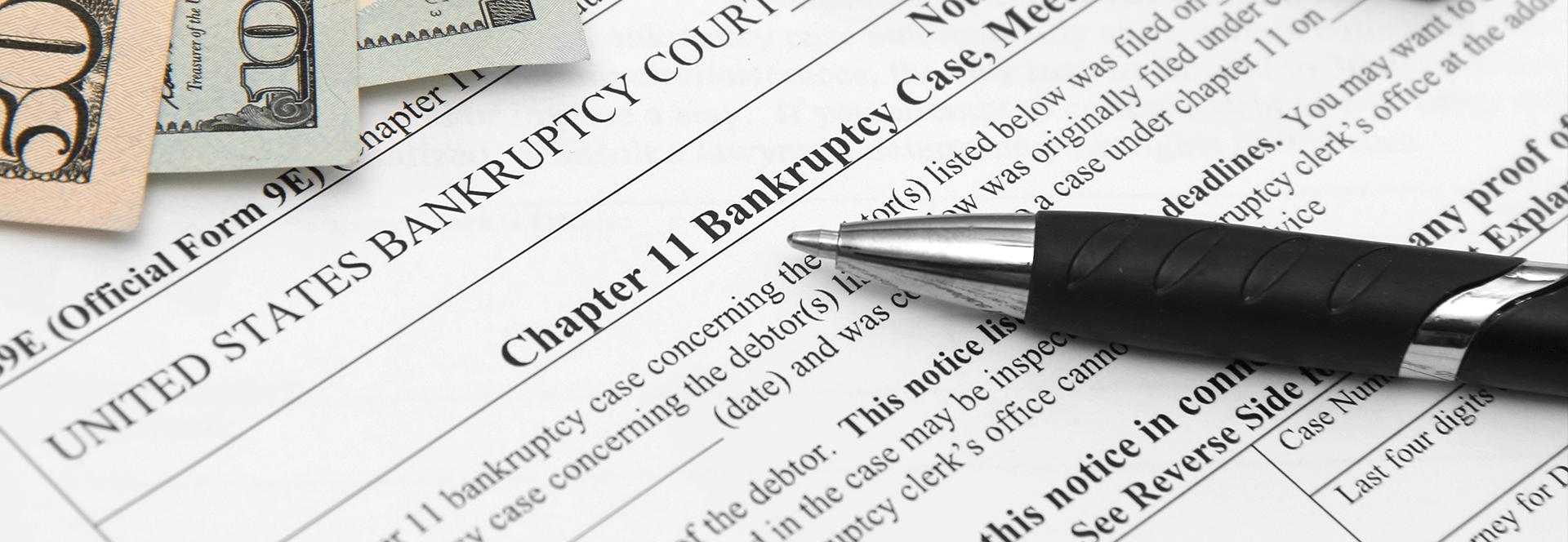 banner-Bankruptcy